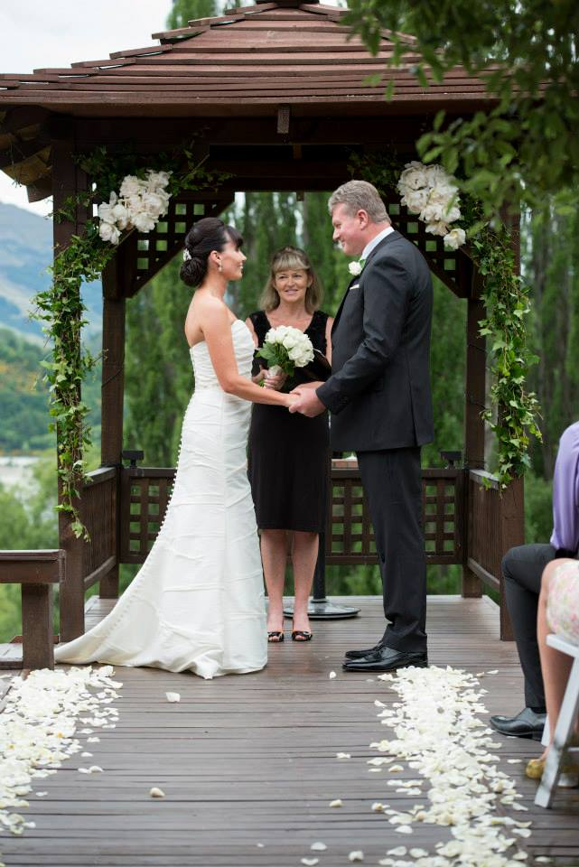 Queenstown Wedding Ceremony