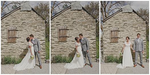 Shari & Nick's Queenstown Wedding