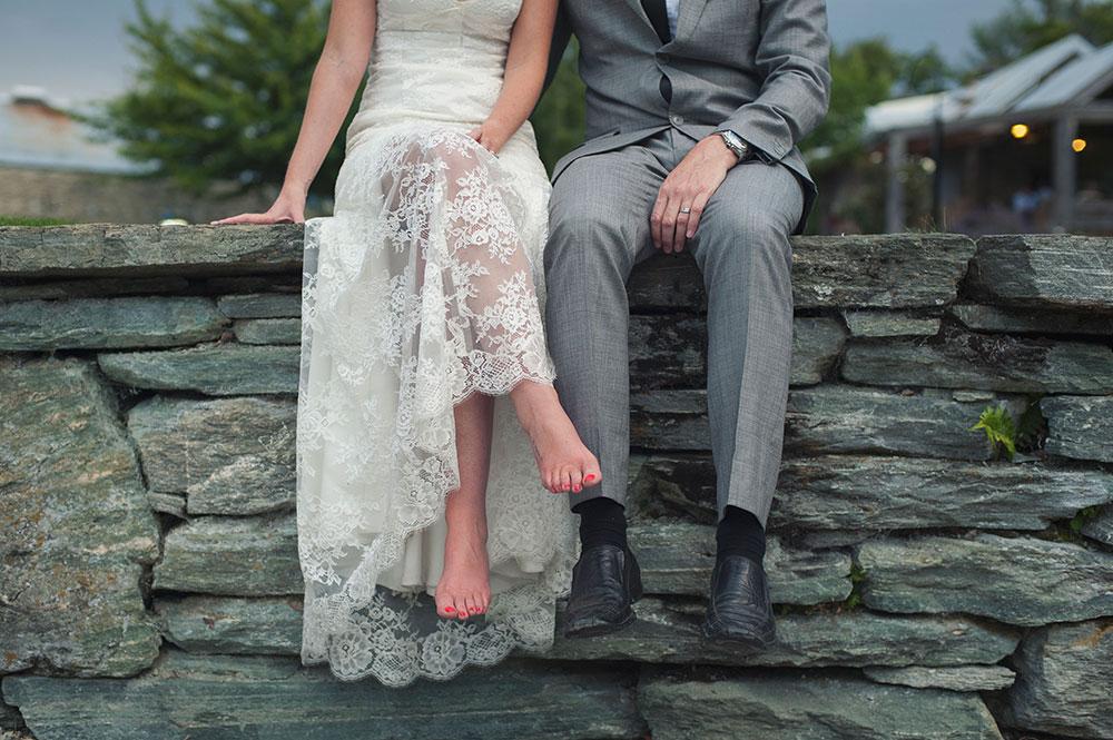Kirsten & Nathan's Millbrook Wedding