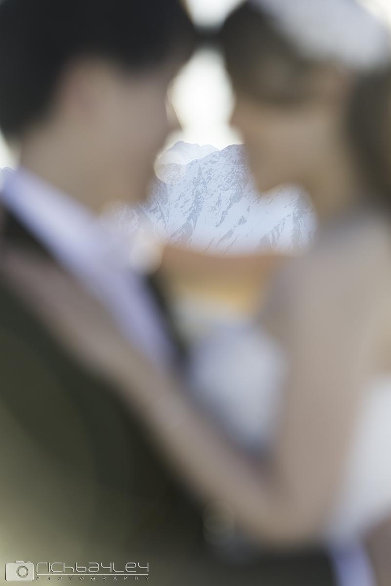 Queenstown Heli-Wedding