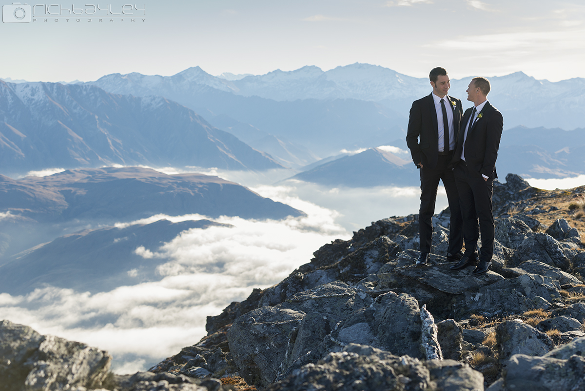 Queenstown Same Sex Wedding