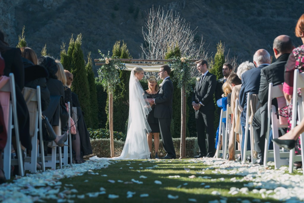 Queenstown Winehouse Wedding