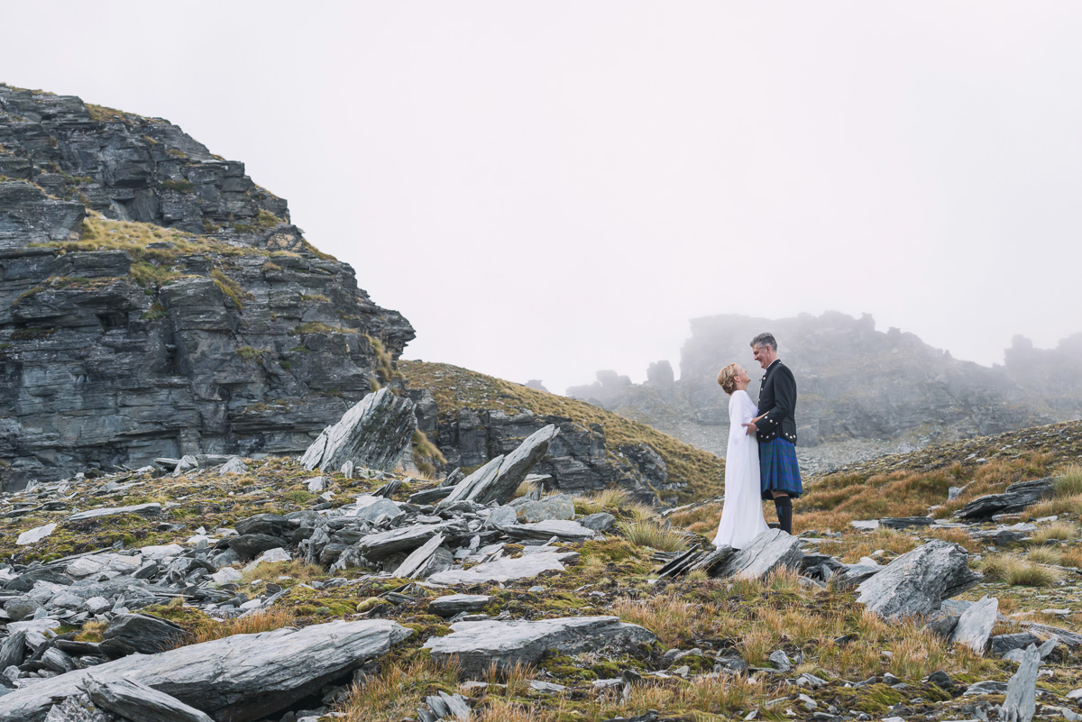 Nicola + David's Private Estate Queenstown Wedding