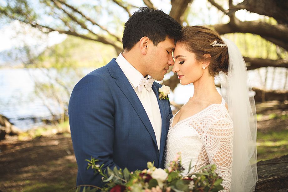 Queenstown Lake Hayes Wedding