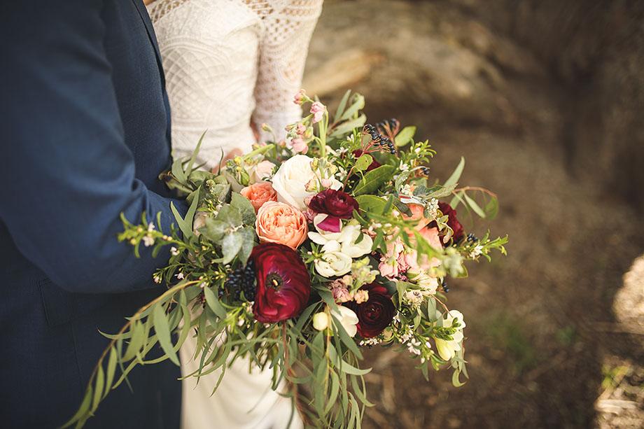 Queenstown bridal bouquet