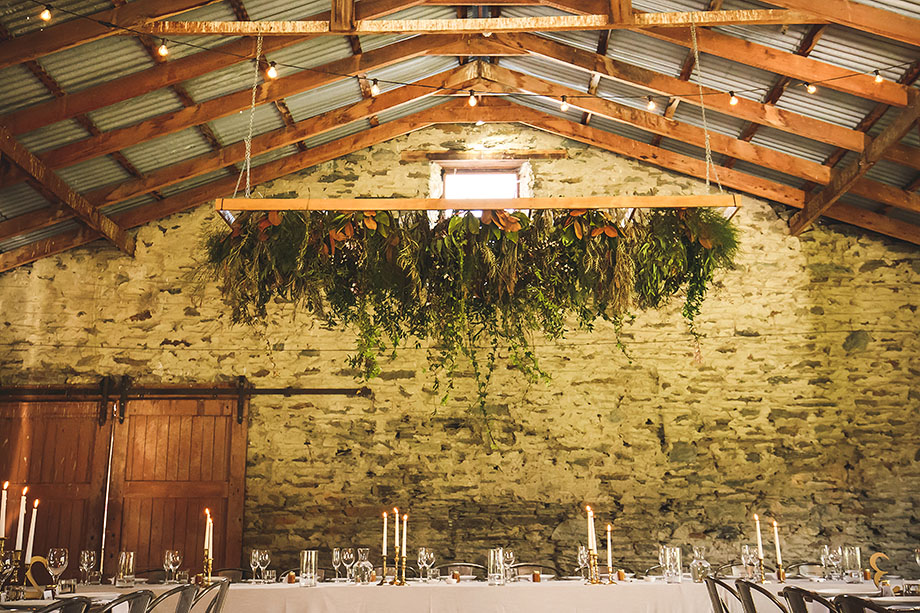 Peregrine Woolshed Wedding