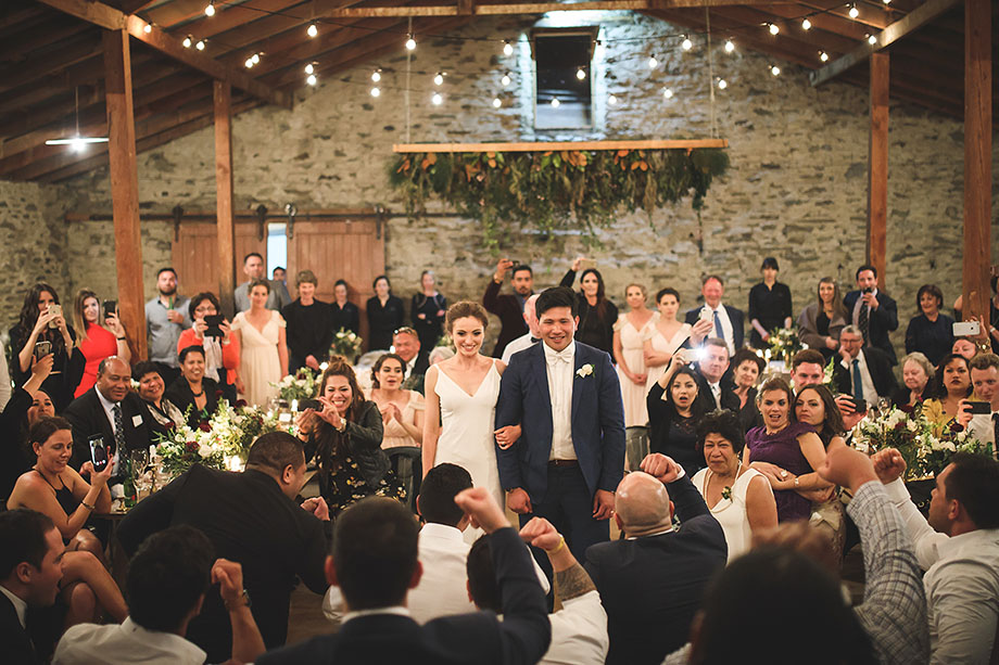 Peregrine wedding with Simply Perfect