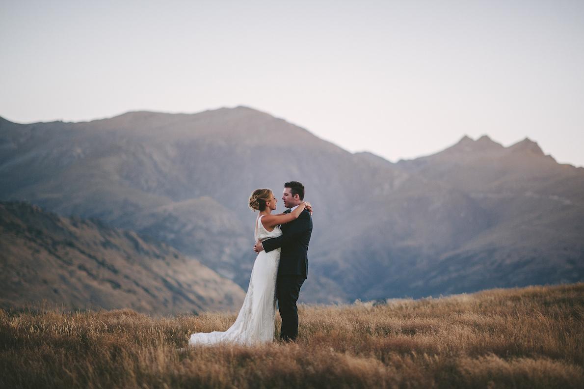 Rebecca & James' gorgeous summer wedding