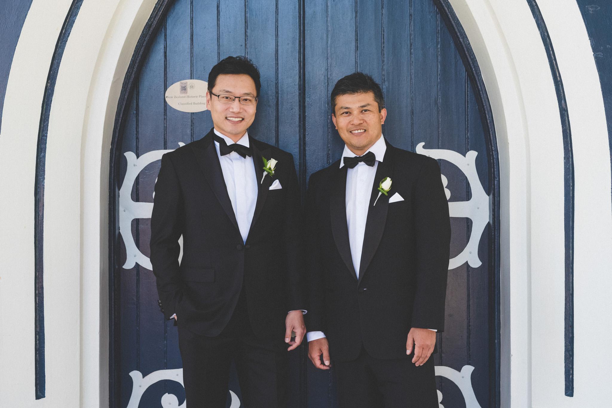 st johns wedding ceremony