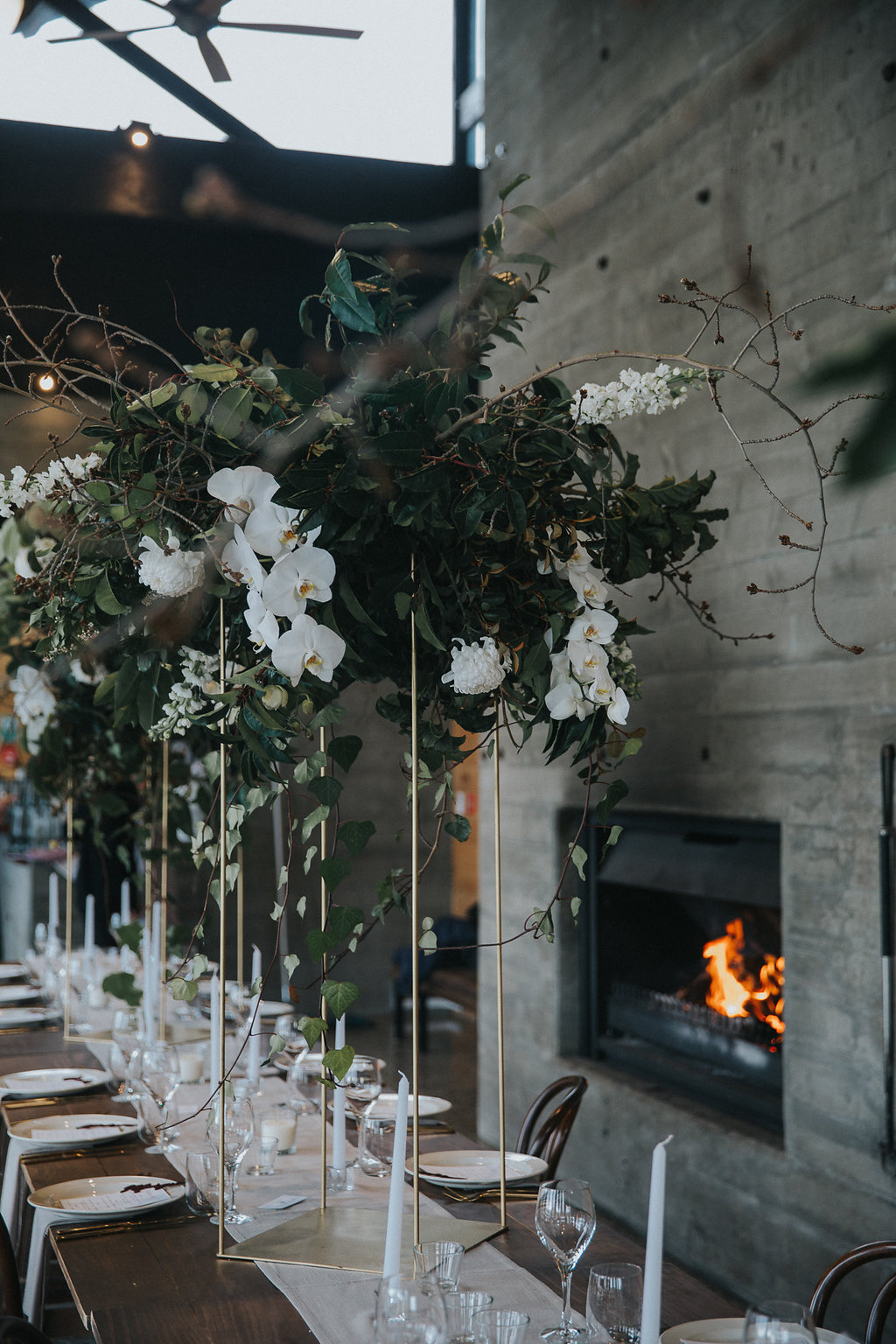 Jacks Point wedding venue and styling