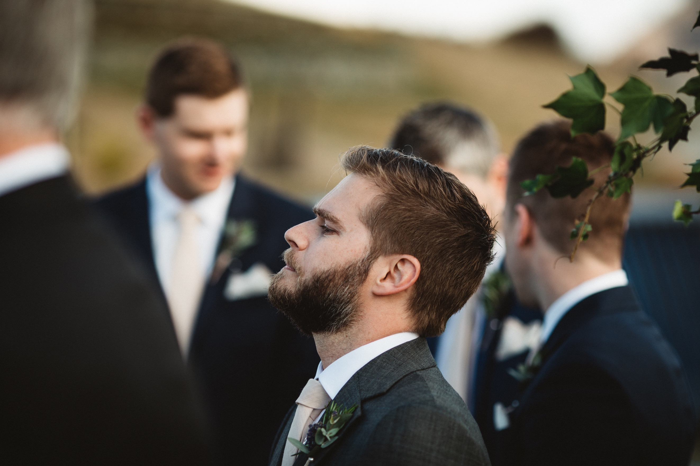 Groom style in queenstown new zealand