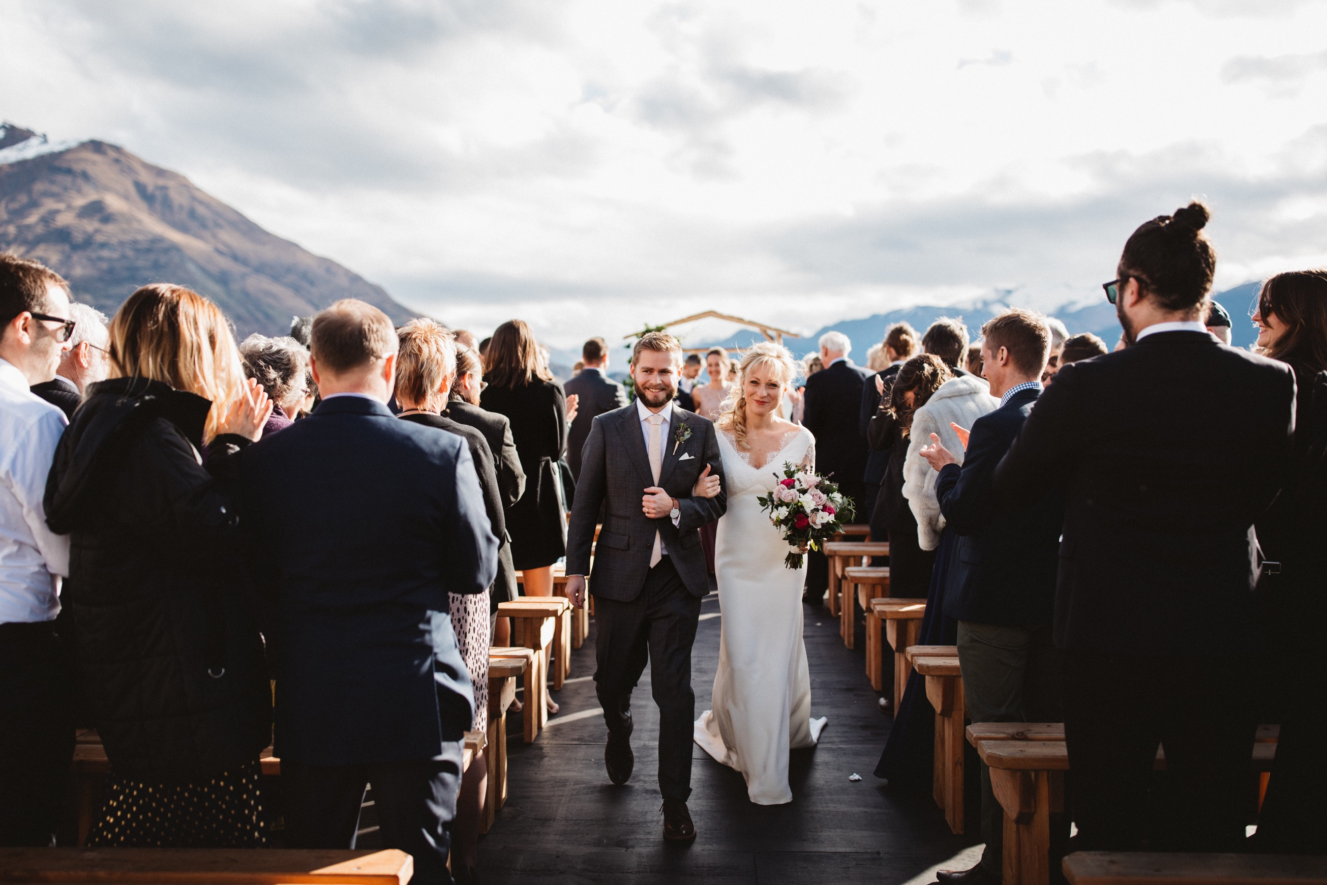 Queenstown Wedding at Jacks Point Private home