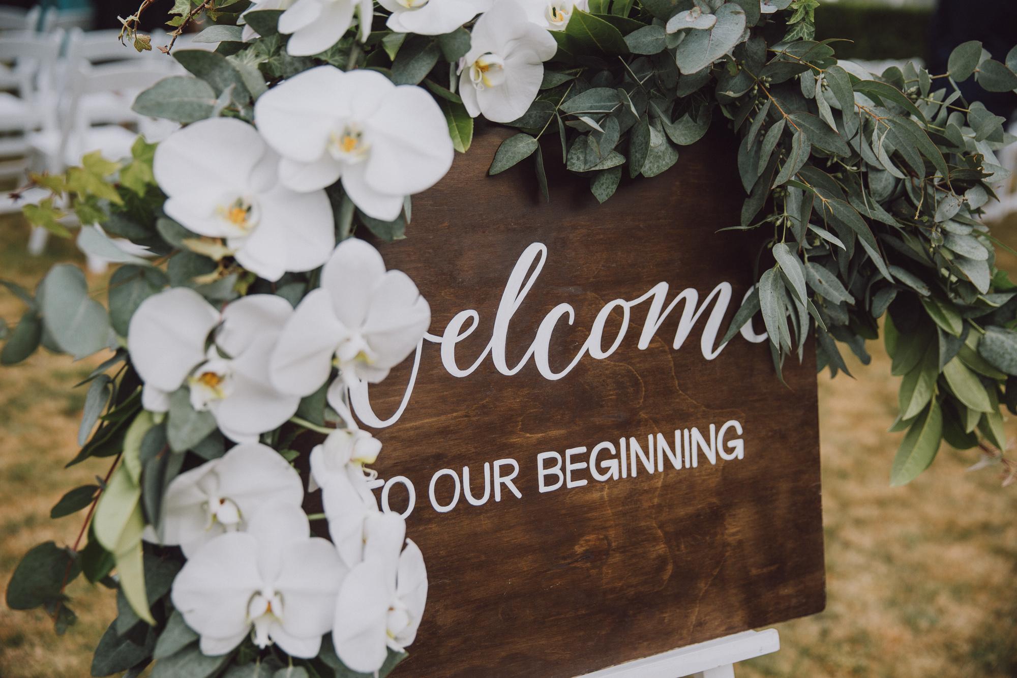 Welcome sign hire in Queenstown NZ