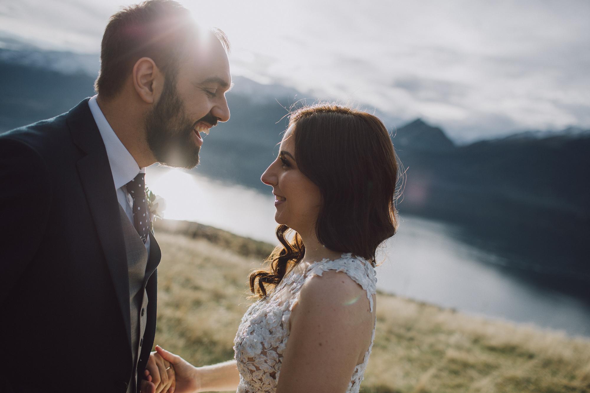 Cecil Peak Heli Wedding Planning