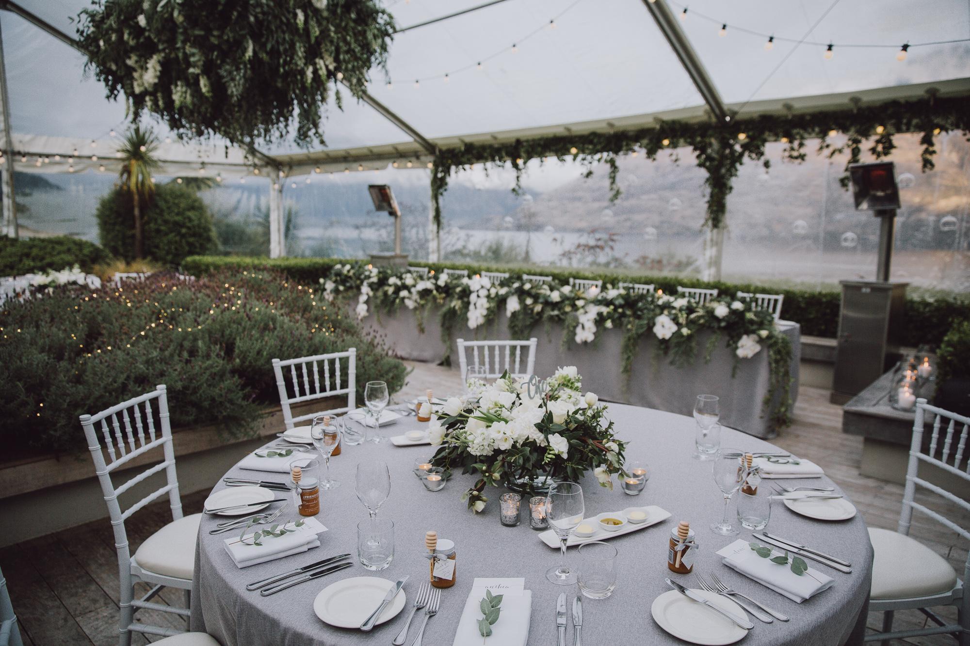 Matakauri Lodge Queenstown Wedding Stylist