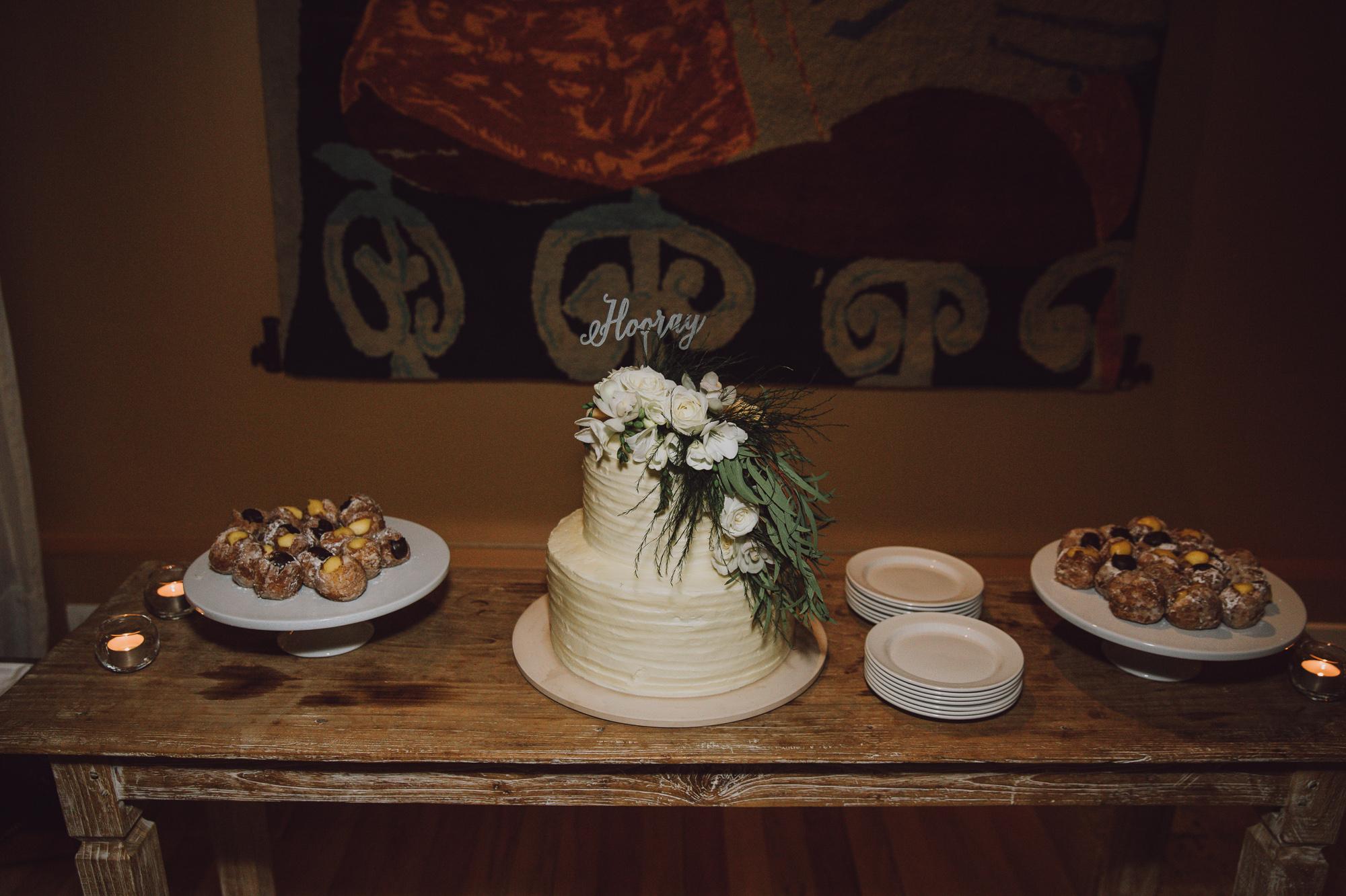 Wedding cakes in Queenstown NZ