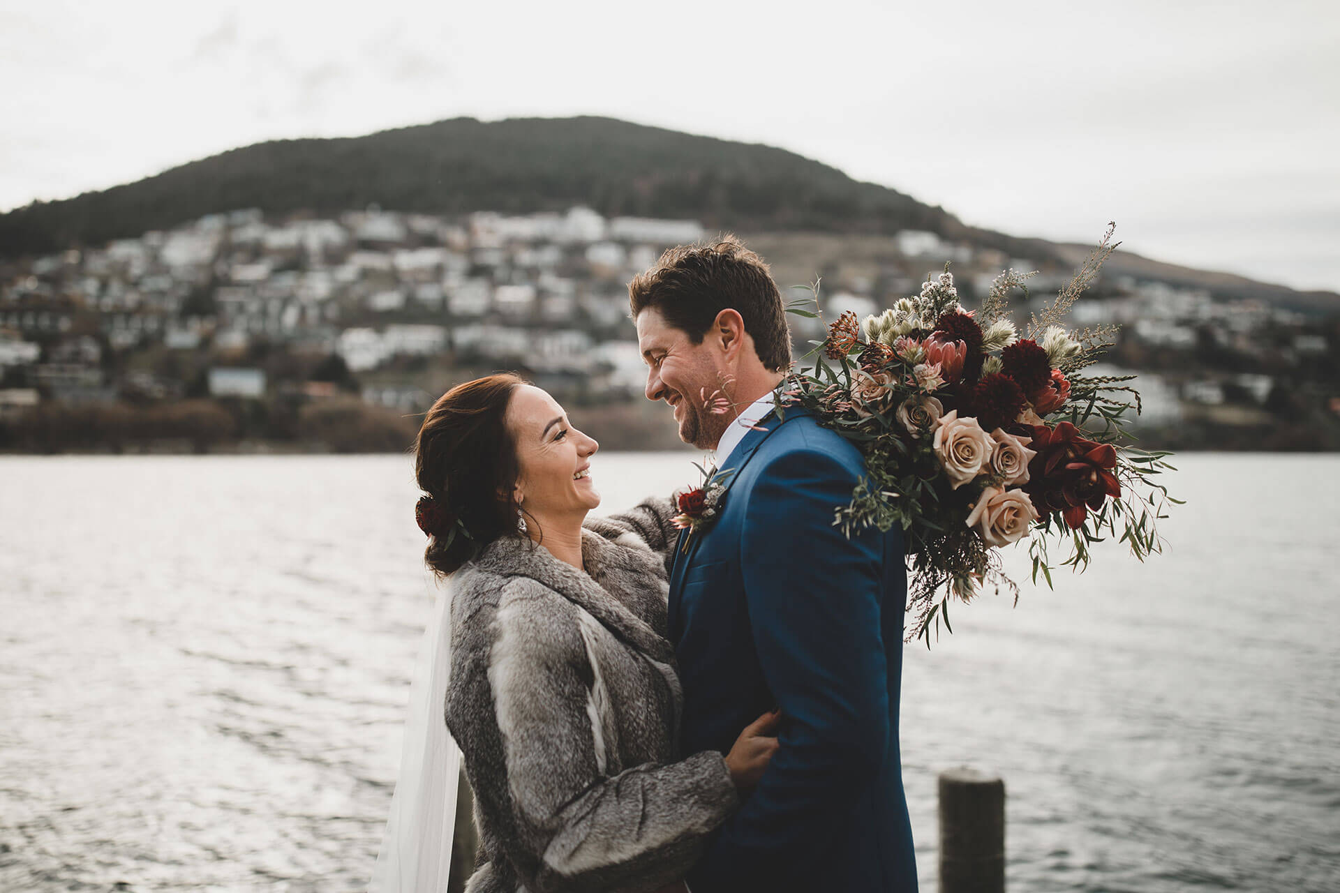 Elopement Destination Wedding in Queenstown NZ