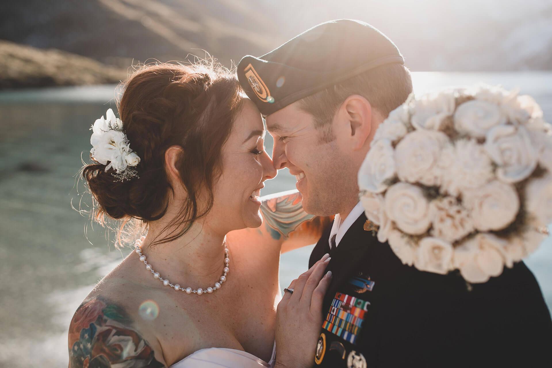 Lochnagar Heli Destionation Wedding Package