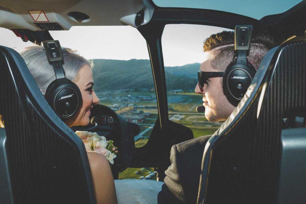 Elopment Heli Wedding