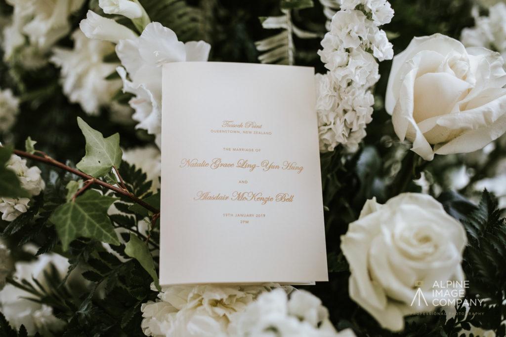 Queenstown Wedding Planning