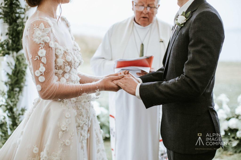Queenstown NZ High Country Wedding
