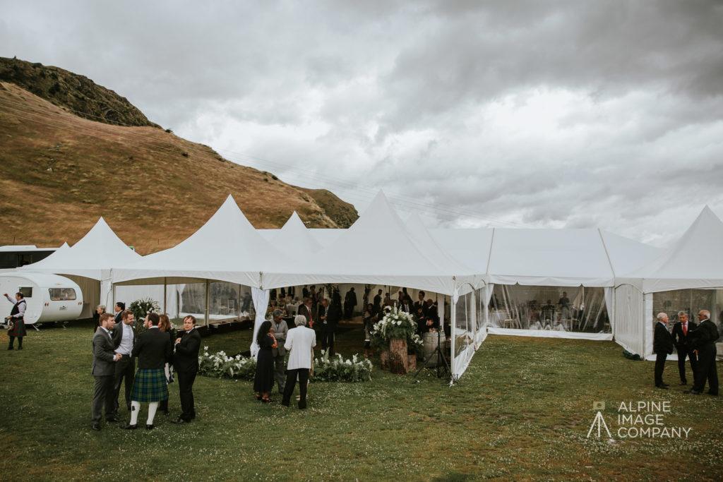 Queenstown Marquee Wedding