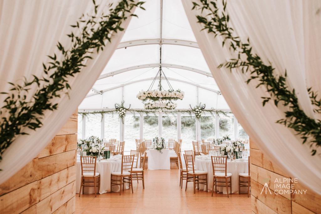 NZ High Country Wedding