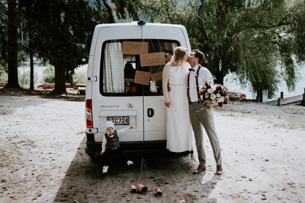 Queenstown Elopement Wedding Package