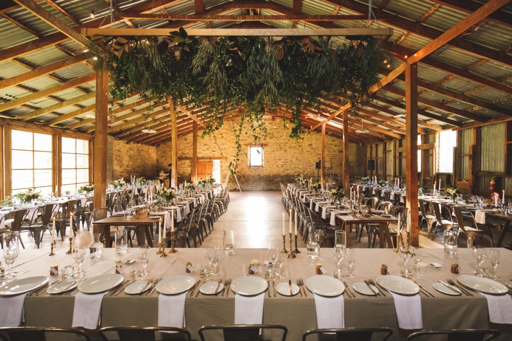 Peregrine Winery Wedding Venue in Queenstown