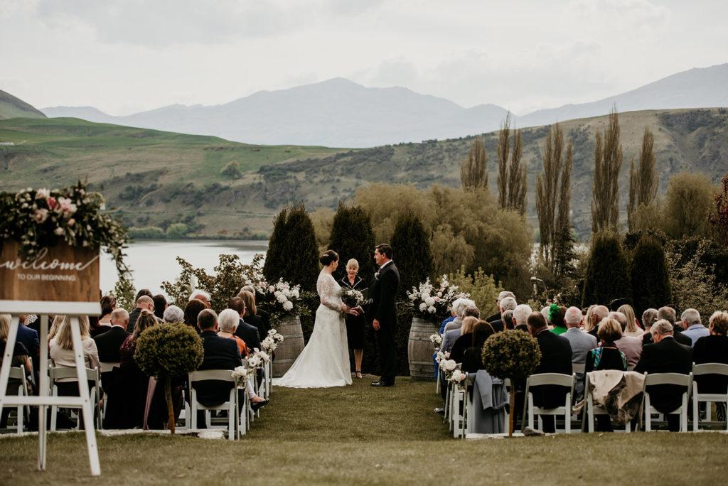 Perfect Queenstown Wedding