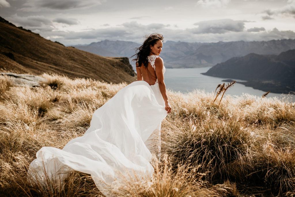 Perfect Queenstown Heli Elopement Wedding Package