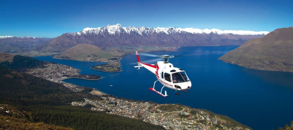 Heli Elopement Wedding Queenstown