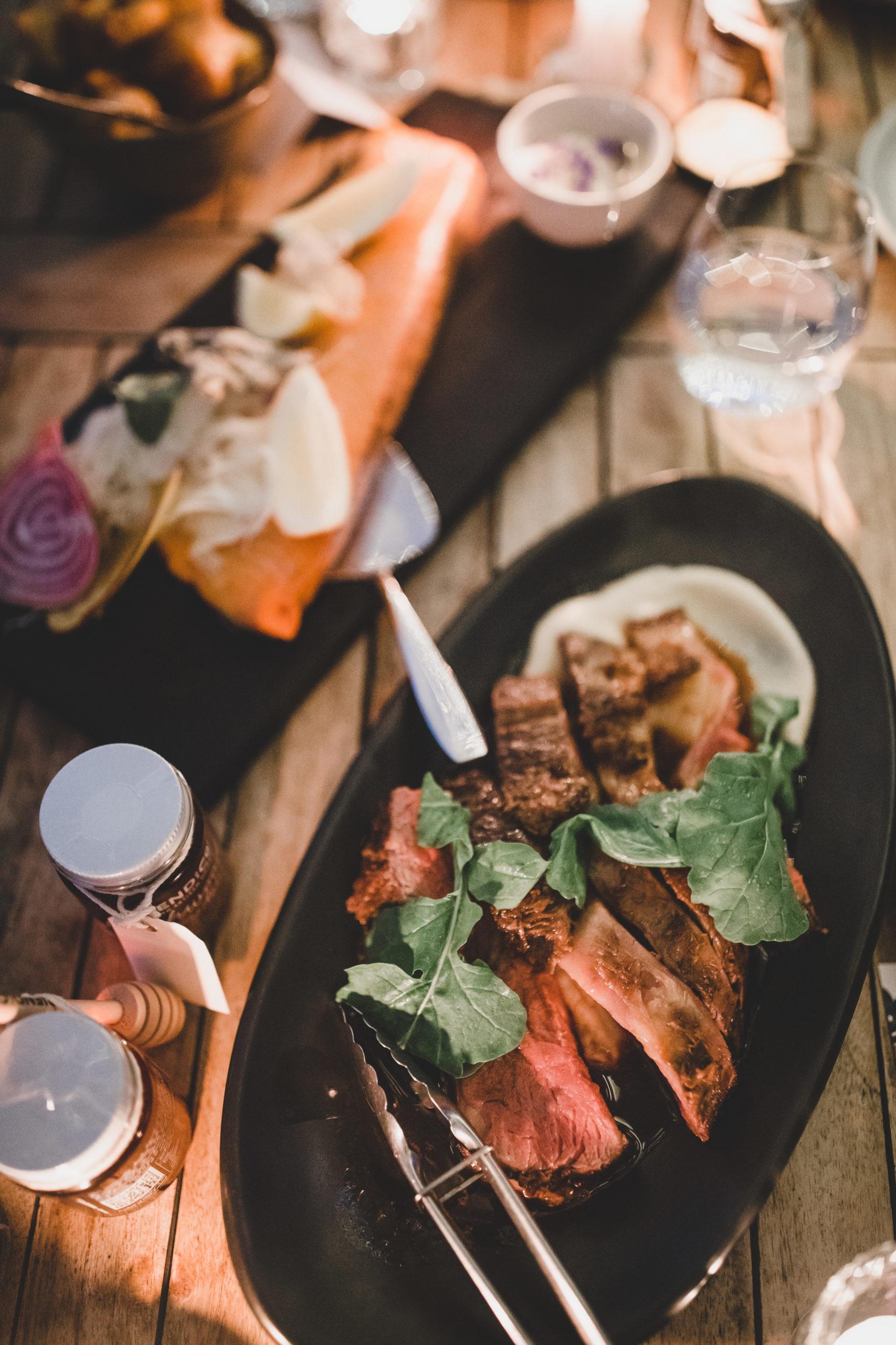 Queenstown Wedding Food